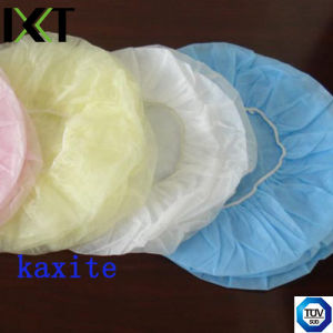 Disposable Bouffant Cap Manufacturer for Medical Hotel and Industry Kxt-Bc08 pictures & photos