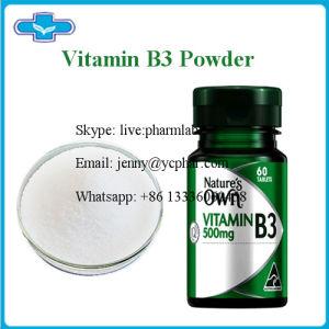 High Purity Nicotinamide as Food Additive Vitamin B3