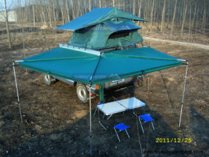 Roof Top Tent with 270 Degree Awning pictures & photos