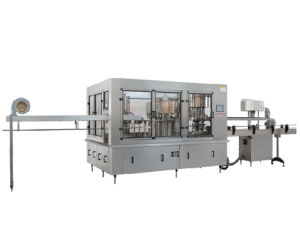 Non-Carbonated 3-in-1 Filling Machine