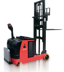 Electric Reach Stacker 1ton