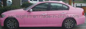Cute Pink Matte Flat Car Wrapping Vinyl CCB0614
