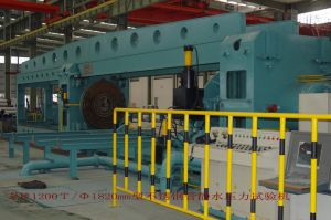 Hydrostatic Testing Machine (1200T, D1620mm) pictures & photos