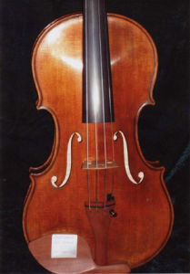 Violin-Copy Of Guarneri 1742 (SV-361)