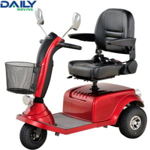 Middle Size Handicap Electric Mobility Scooter Suit for Indoor and Outdoor Using pictures & photos
