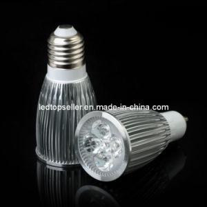 2014 Hot Sale E27/GU10 10W LED Grow Light (ZW0003)