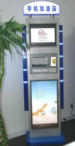Public Cellphone Charging Kiosk (CLY-12-2)