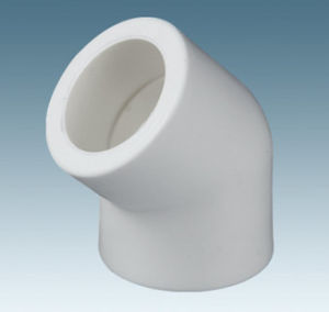 PPR Pipe Accessory - Elbow 45