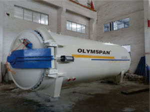 Full Automatic Glass Autoclave for Glass Cutting and Laminating pictures & photos