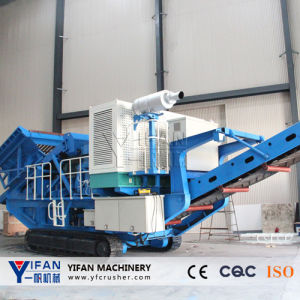 Hot Selling and Low Price Track-Mounted Mobile Crushing Machine pictures & photos