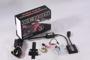 German Technology Digital Slim HID Xenon Kit for Motorcycle (H1-6000K)