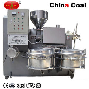Cold Coconut Oil Extraction Machine pictures & photos