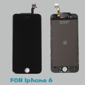 LCD Mobile Phone Screen for iPhone 6 Replacement pictures & photos