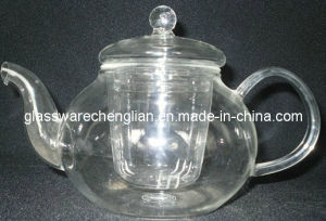 High Borosilicate Glass Pot (NRH-005) pictures & photos