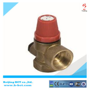 Brass Safety Valve, Bronze Relief, Pressure Relief Valve pictures & photos