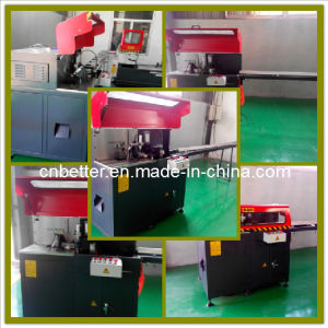 Aluminum Corner Connector Automatic Saw / Aluminum Window Process Machine (LJJ-140)