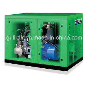 55kw/75HP Oilless\ Oil-Free Screw Air Compressor of Water Lubrication pictures & photos