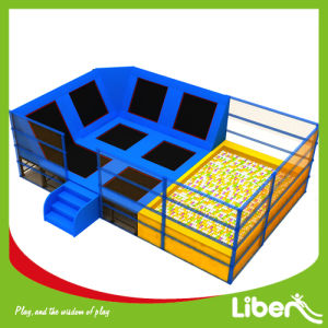 2015 Spring Bed Indoor Trampoline World for Children and Adults pictures & photos