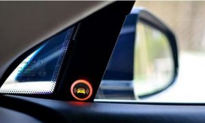 Car Blind Spot Detection Radar Bsd/Rsds Driving Assist Rear and Side Detection System