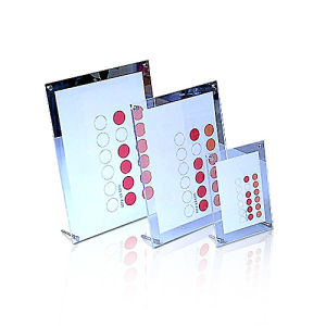 A3/A4/A5/A6 Size Acrylic Photo Frame Perspex Photo Frame, Picture Holder pictures & photos