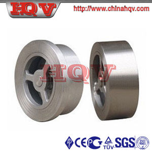 High Quality Stainless Steel Wafer Check Valve