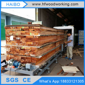 2016 Hot Selling PLC Automatic Control High Frequency Vacuum Timber Dryer pictures & photos