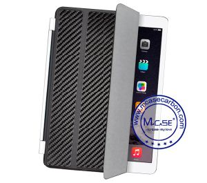 Best Selling Hot Chinese Products Carbon Fiber Smart Case for Apple iPad Air 1 2 pictures & photos