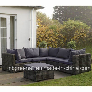 2016 Modern Outdoor Rattan/Wicker Sofa Leisure Garden Furniture pictures & photos