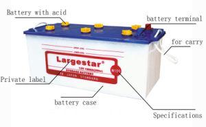 N150 12V150ah Lead-Acid 12V Japan Standard Car Battery pictures & photos