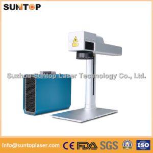 Ceramic Laser Marking Machine/Fiber Laser Marking Machine pictures & photos