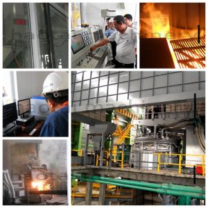 5t Medium Frequency Induction Melting Furnace pictures & photos