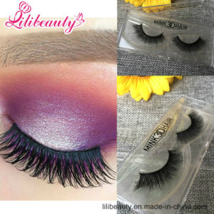 Wholesale False Eye Lashes Privated Label 100% Real 3D Mink Lashes pictures & photos