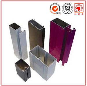 Cheap Powder Coating Aluminium Profiles pictures & photos