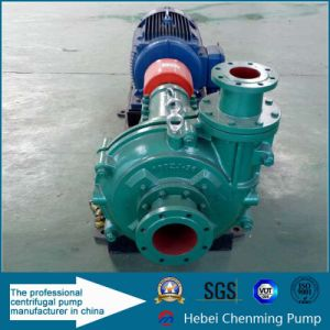 Pressure Control Industrial Centrifugal Sewage Solid Pump pictures & photos