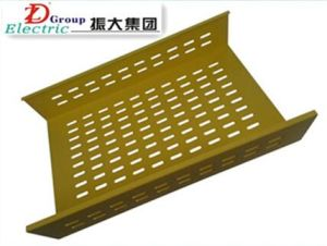 Aluminium Alloy Perforated Cable Tray pictures & photos