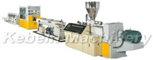 PVC/UPVC/CPVC Pipe Production Line/Machine for Downpipe/Sewage/Drainage Pipe pictures & photos