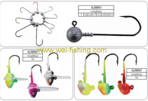 Top Quality Jig Head Fishing Lure pictures & photos