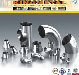 A403 304 Stainless Steel 200# Polish Food Grade Sanitary Fittings for Pharmacy pictures & photos