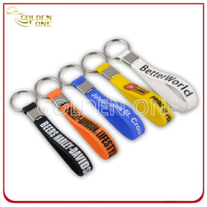 Fashion Custom Segmented Color Concave Logo Silicone Rubber Bracelet pictures & photos