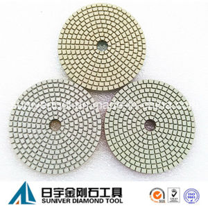 3-Step Dry Polishing Pads for Air Poliser Generation 2 pictures & photos