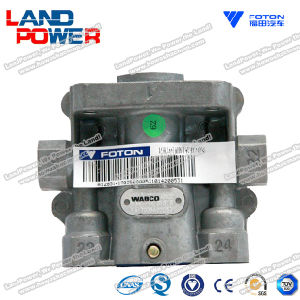 Four Circuit Protection Valve/Foton Truck Spare Parts pictures & photos