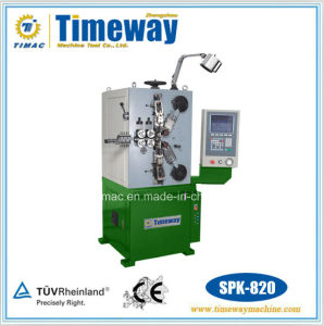 Eight Axes CNC High Efficiency Spring Bending Machine (Wire Bender) pictures & photos