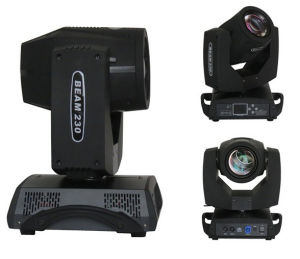 High Brightness 230W 7r Sharpy Beam Wash Moving Head