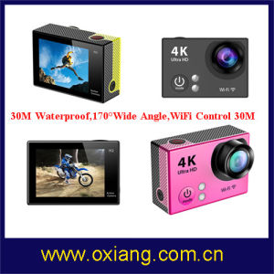 1080P 60fps Waterproof Sport DV 4k WiFi Sport Camera pictures & photos