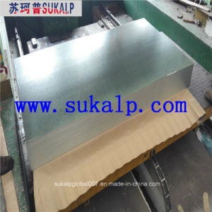 Galvanized Steel Plate for Roofing pictures & photos