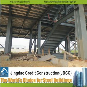 Two Floors Steel Structure Workshop pictures & photos