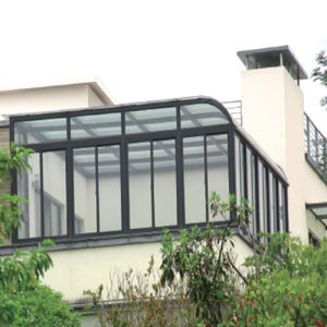 Feelingtop Energy-Saving Aluminum Greenhouse Fashinable Sun Room (FT-S) pictures & photos