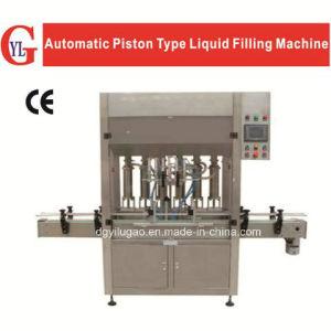 Automatic Piston Type Liquid Filling Machine pictures & photos