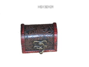 Small Wooden Jewelry Box From China Factory