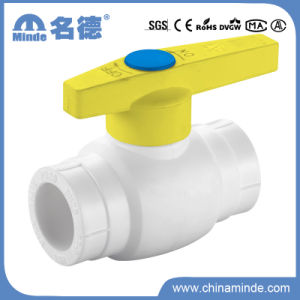 PPR Plastic Ball Valve Type a for Building Materials pictures & photos